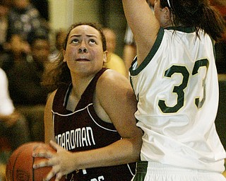 Boardman at Ursuline January 5, 2008