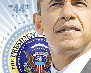 President Elect Barack Obama Inauguration art