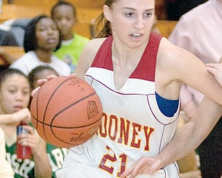 Mooney's Katie Griswold