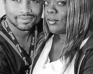 Kenneth Vaughn and LaQuetta Carter