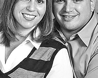 Stacy Clutter and Ryan Gillette