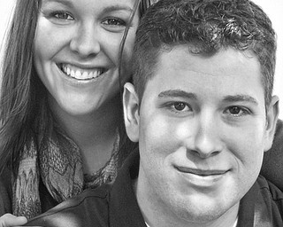 Jillian Kusnic and Justin Eddy