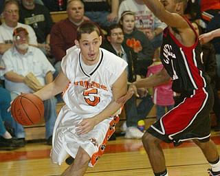 Campbell vs Newton Falls Feb. 17, 2009