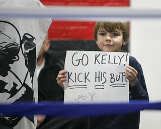 Pavlik Training at Southside Boxing Club, Wednesday February 18, 2009
