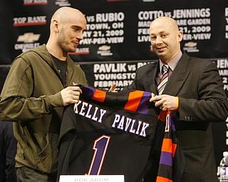 Kelly Pavlik vs Marco Rubio Jan 21 2009