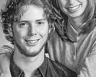Patrick Fawcett and Lauren Bailey