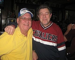 Pavlik vs. Rubio party at Irish Bob's Pub