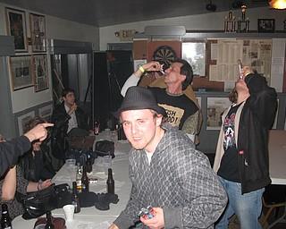 Pavlik vs. Rubio party at The East Side Civics Club