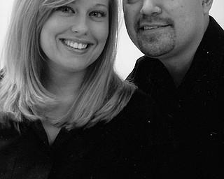 Lauren Bordner and James Salinas