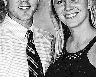 David Colella and Julie Szeles