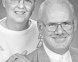 Mr. and Mrs. Thomas R. Hahn Sr.