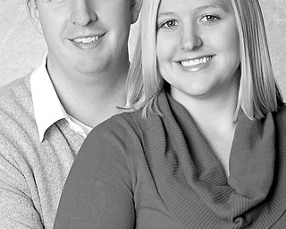 Kevin Newton and Kristy Croysdale