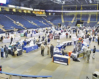 Lifeline to Valley Workers at the Chevrolet Centre in Youngstown.