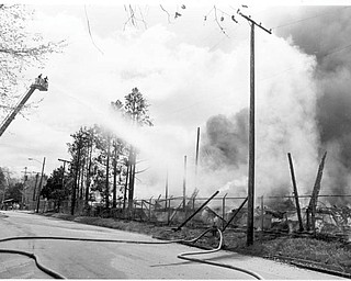 May 3, 1986: Another fire at the park