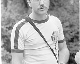 Sept 1, 1984: Neil Rozom, park visitor IDORA