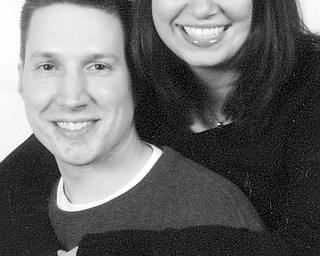 Darren Burich and Rebecca Thompson