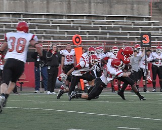 Youngstown State's 37th Annual Red-White Spring Game on Friday at Stambaugh Stadium.