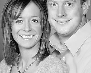 Nicole Krestel and Dan Caldwell