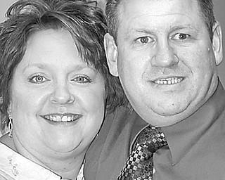 Debbie Pulley and Steve Beardsley