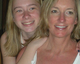 Kimberly S. Krancevich, 45, and her daughter, Felicity B. Carr, 15, both of Mineral Ridge.