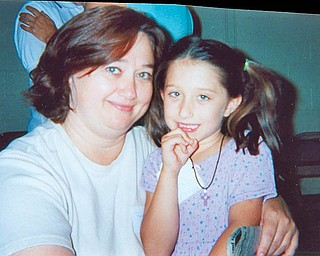 Renee Clemente, 42, and Victoria Grace Clemente, 10, of Hubbard.