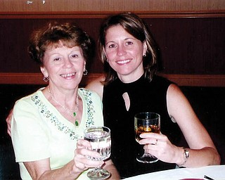 Dorothy Maholtz, 71, of Girard and Elaine Jacobs, 42, of Canfield.