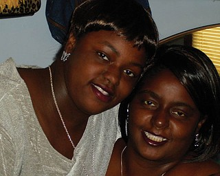 Elizabeth Starks, 38, and Jasmine Starks, 15, of Youngstown.