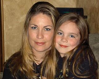 Sylvia DeVito, 33, and Kylie DeVito, 7, of Austintown.