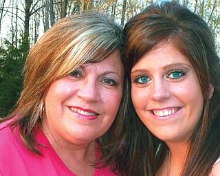 Kathy Furgan, 56, of Boardman and Lauren Furgan, 17, of Boardman.