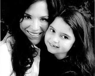Melissa Masternick, 39, and Alyssa Masternick, 7, of Poland.