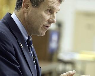US Sen Sherrod Brown