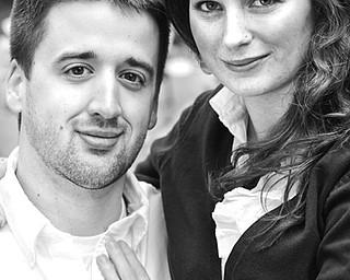 Kevin Fath and Linnae Bohar