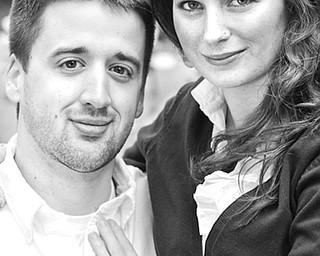 Linnae Bohar and Kevin Fath