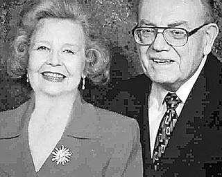 Mr. and Mrs. Ralph Crum