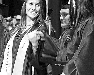 Mineral Ridge High School Class of 2009 Graduation Commencement , Sunday May 31, 2009