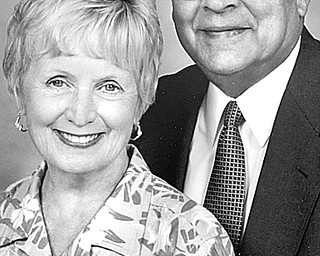 Mr. and Mrs. Richard Rezek