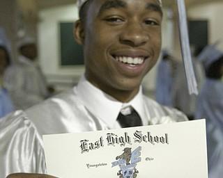 East High School 2009 Graduation.