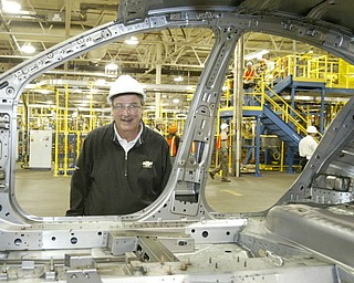 Lordstown plant manager John Donahoe