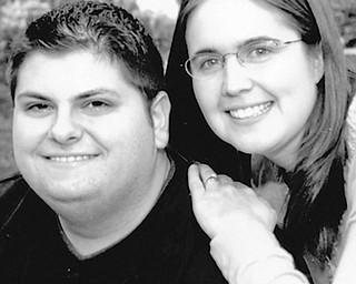 Gregory Kwolek and Renee Brownlie