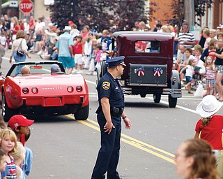 Gina DeMain of Boardman shared this parade with us.