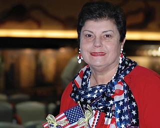 Dina Petracci is waiting for son-in-law Christopher Lawson to return from Afghanistan.
