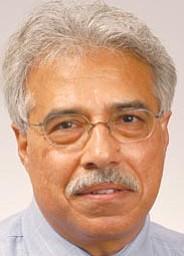 <b>YSU Provost Ikram Khawaja</b>