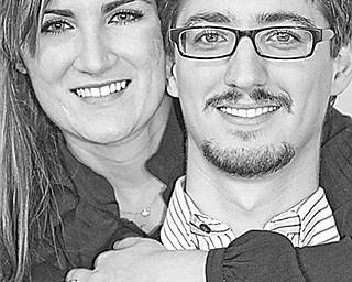 Jaclyn Madden and Jonathan Terleski