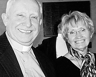 Deacon and Mrs. Donald  Billy