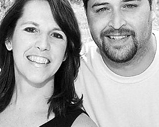 Amy Zackasee and Charles Ash