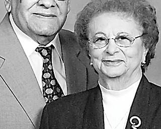Mr. and Mrs. Dominic Stumpo