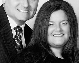 Robert Beadle and Melissa Johnson
