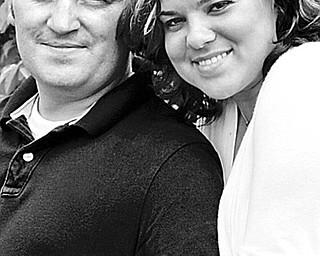 Joseph McAndrew IV and Erin Lalama