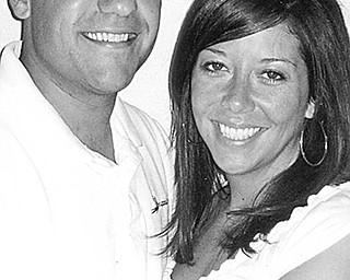 Dan Schiavoni and Megan Flower