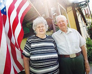 Kay and Murle McLaughlin of Lake Milton